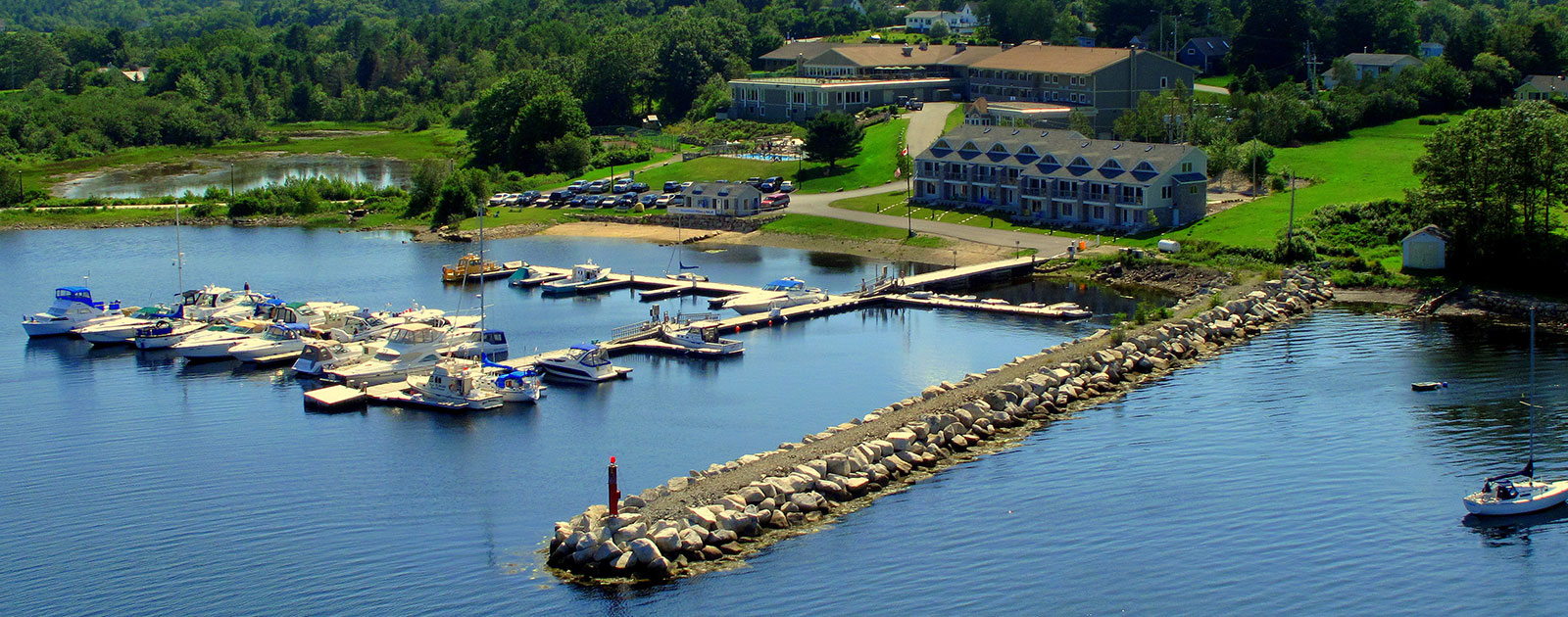 Oak Island Resort & Conference Centre - Marina
